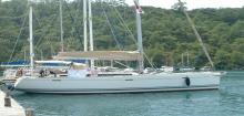 Dufour Yachts Dufour 525 Grand 'Large : In the marina